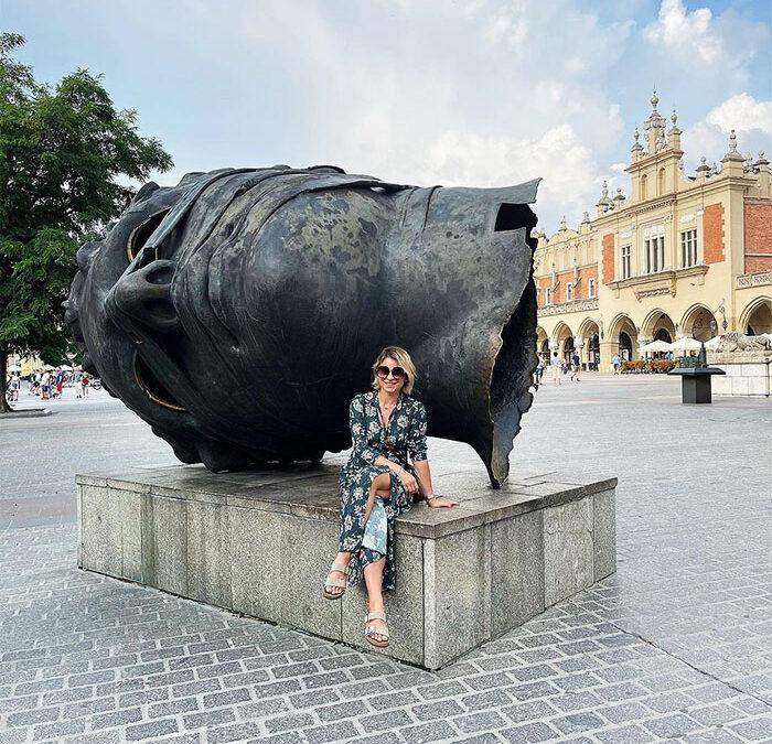 Ahora desde España: Ludwika Paleta la inspiración de este verano.