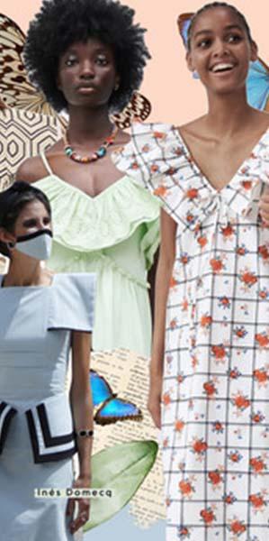 El primer vestido mariposa ha llegado a Zara «tanto esperado»